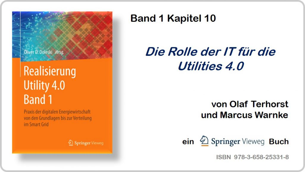 Realisierung Utility 4.0 Band 1 Kapitel 10